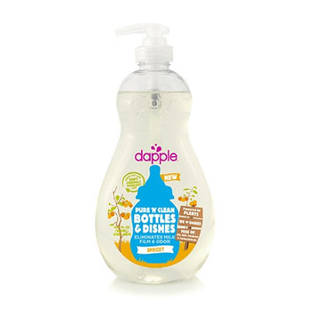 dapple Baby Bottle & Dish Liquid Apricot