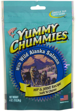 Yummy Chummies Hip & Joint Salmon Soft n' Chewy