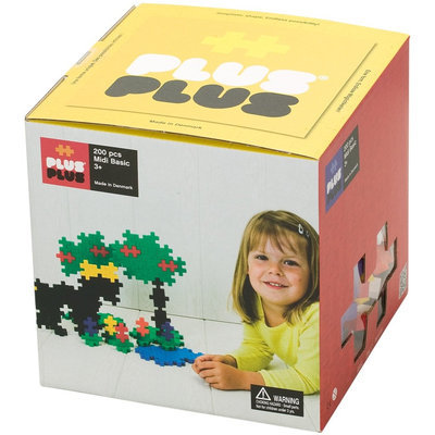 Dr Plus Plus - Midi Basic 100 pcs /Toys