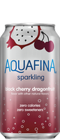 Aquafina Sparkling Black Cherry Dragonfruit