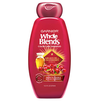 Garnier Whole Blends Argan Oil & Cranberry Extracts Color Care Shampoo