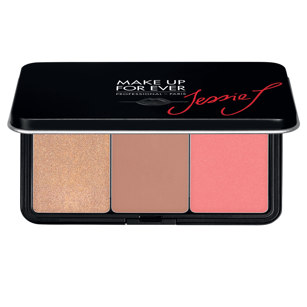 MAKE UP FOR EVER Artist Face Color (Jessie J) Limited Edition Trio Palette