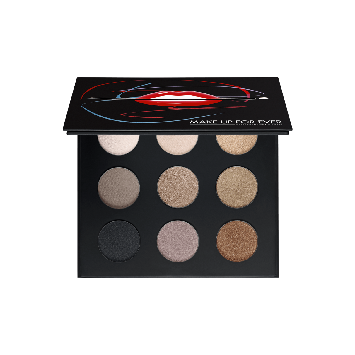 MAKE UP FOR EVER  9 Artist Shadows Palette: Artist Shadows 1