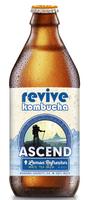 revive kombucha Ascend White Tea Brew