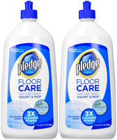 Pledge Floor Polish 27 oz. Citrus Scent Multi-Surface Floor Cleaner (6-Pack) 22220