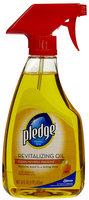 Pledge 16 oz. Orange Revitalizing Oil Trigger Furniture Polish (6-Pack) 26363