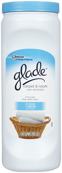 Glade Cleaning Products 32 oz. Clean Linen Carpet and Room Odor Eliminator (6-Pack) 15474