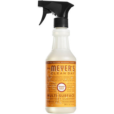Mrs. Meyer's Clean Day Multi-Surface Everyday Cleaner Orange Clove