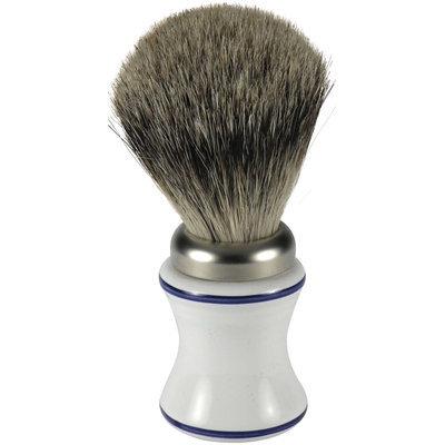 Swissco 5071 Badger Shave Brush in Ceramic Handle