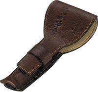 Swissco Leather Case for Razor, 4.38 oz Box