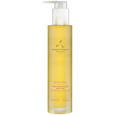 Aromatherapy Associates Renew Rose Massage & Body Oil