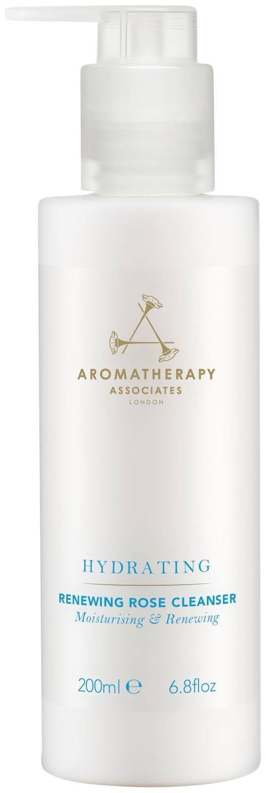Aromatherapy Associates Essential Skincare Renewing Rose Cleanser