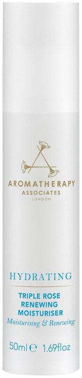 Aromatherapy Associates Essential Skincare Triple Rose Renewing Moisturizer