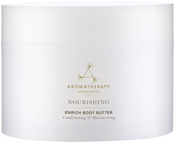 Aromatherapy Associates Nourishing Enrich Body Butter Conditioning & Moisturizing 6.8 oz