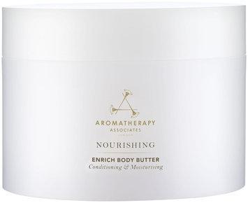 Aromatherapy Associates Nourishing Enrich Body Butter Conditioning & Moisturizing 6.8 oz