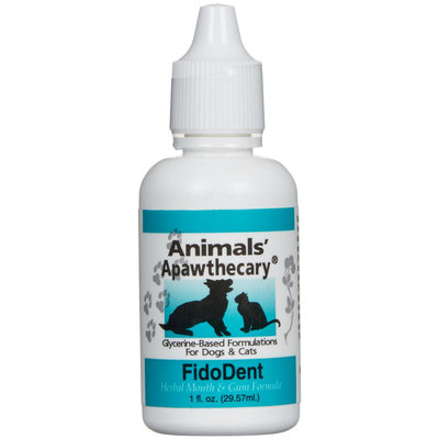 Animals' Apawthecary FidoDent - 1 oz