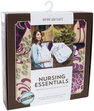 Bebe au Lait Nursing Essentials Gift Set, Papillon