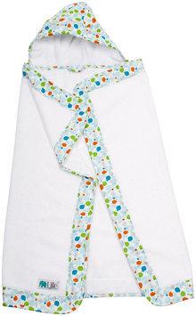 Bebe au LaitA Lillea ¢ Fishies Hooded Towel