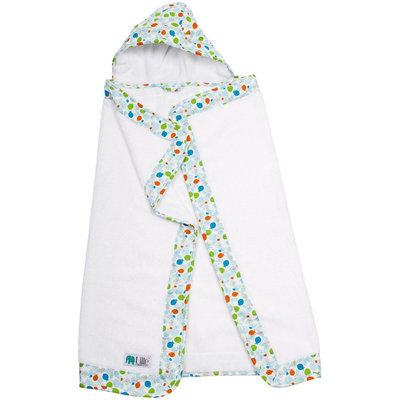 Bebe au LaitA Lillea ¢ Fishies Hooded Towel
