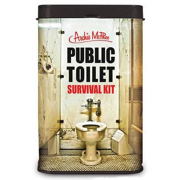Public Toilet Survival Kit by Accoutrements - 12179