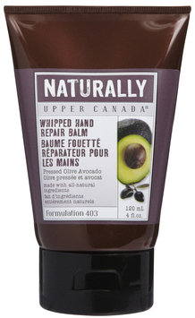 Upper Canada Soap Naturally Hand Repair Balm, Olive Avocado-4 oz