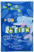 Go Fish Dolphin Fizzing Bath Sand