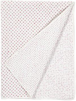 Auggie Cross-Stitch Quilt- Pink - 1 ct.
