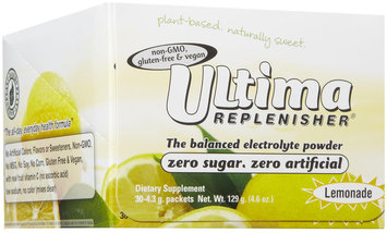Ultima Replenisher Electrolyte Drink Mix, 30 Packets