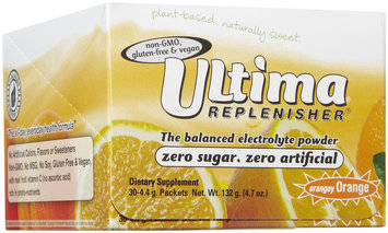 Ultima Health Products, Ultima Replenisher, Electrolyte Drink, Orange