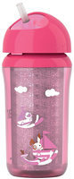 Avent Insulated Straw Cup - 9 oz - Girl - 1 ct.