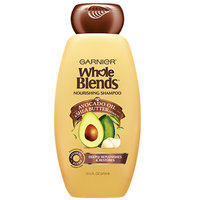 Garnier Whole Blends Avocado Oil & Shea Butter Extracts Nourishing Shampoo