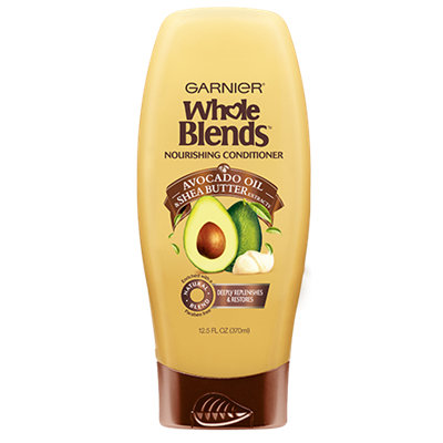 Garnier Whole Blends Avocado Oil & Shea Butter Extracts Nourishing Conditioner