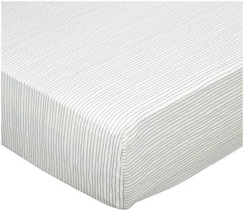 Argington Fitted Crib Sheet - Line - 1 ct.