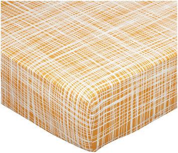 Argington Fitted Crib Sheet - Plaid - 1 ct.