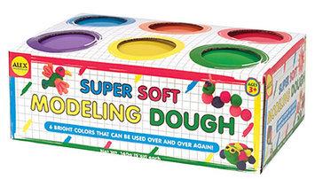Alex Toys Super Soft Modeling Dough - Bright Colors