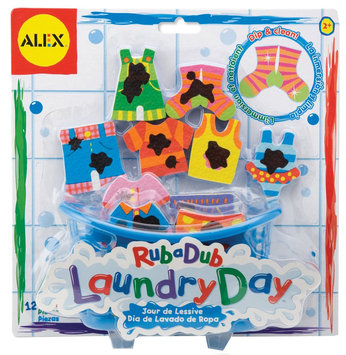 Alex Laundry Day RubaDub Bath Toy