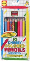 Alex: Chubby Colored Pencil Set