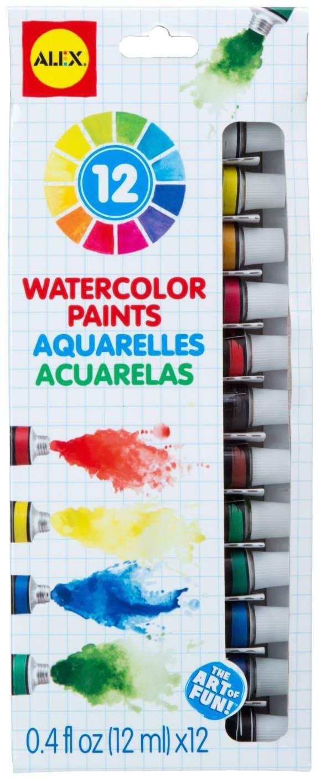 Alex Art Watercolor Paints