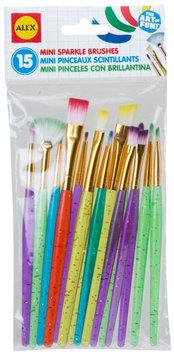 Alex Art Mini Sparkle Brushes