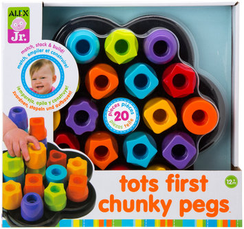 Alex Jr. Tots First Chunky Pegs