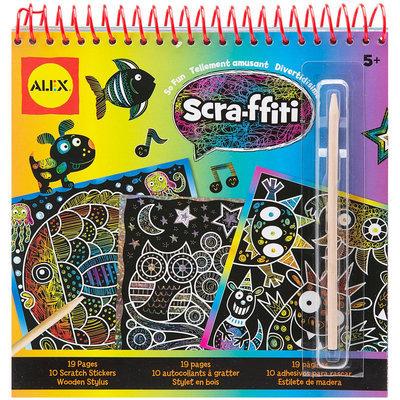 Alex Scra-ffiti TM - So Fun - 1 ct.