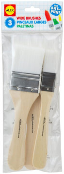 Alex 3 Wide Brushes - 1 ct.