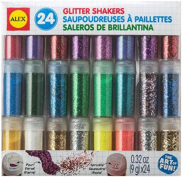 Alex 24 Glitter Shakers - 1 ct.