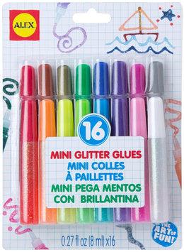 Alex 16 Mini Glitter Glues - 1 ct.