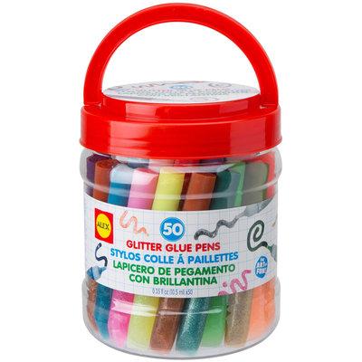 Alex 50 Pcs Glitter Glue Pens - 1 ct.
