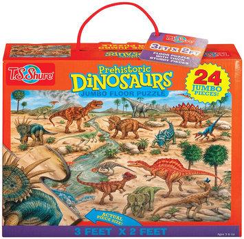 T.S. Shure Prehistoric Dinosaurs Jumbo Floor Puzzle - 1 ct.