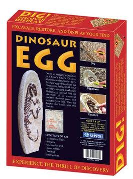 Kristal Dig! & Discover Dinosaur Egg