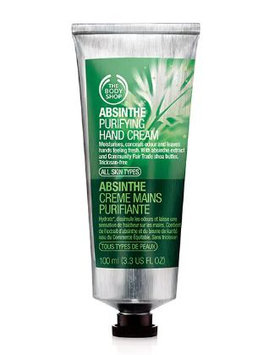 THE BODY SHOP® Absinthe Purifying Hand Cream