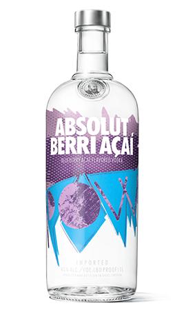Absolut Berri Açaí