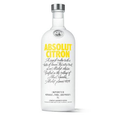 Absolut Citron